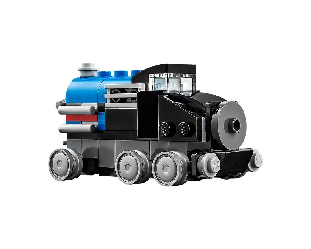 LEGO Set 31054-1 Blue Express
