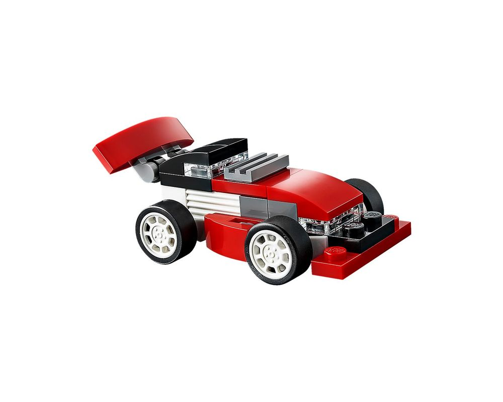 LEGO Set 31055-1 Red Racer