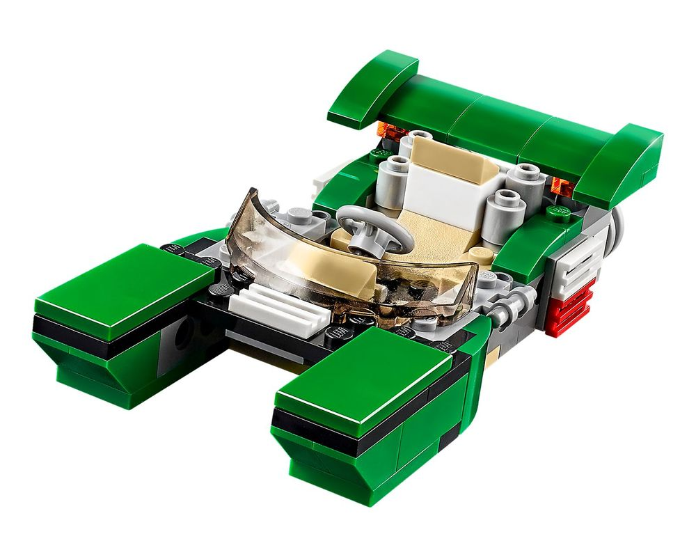 LEGO Set 31056-1 Green Cruiser