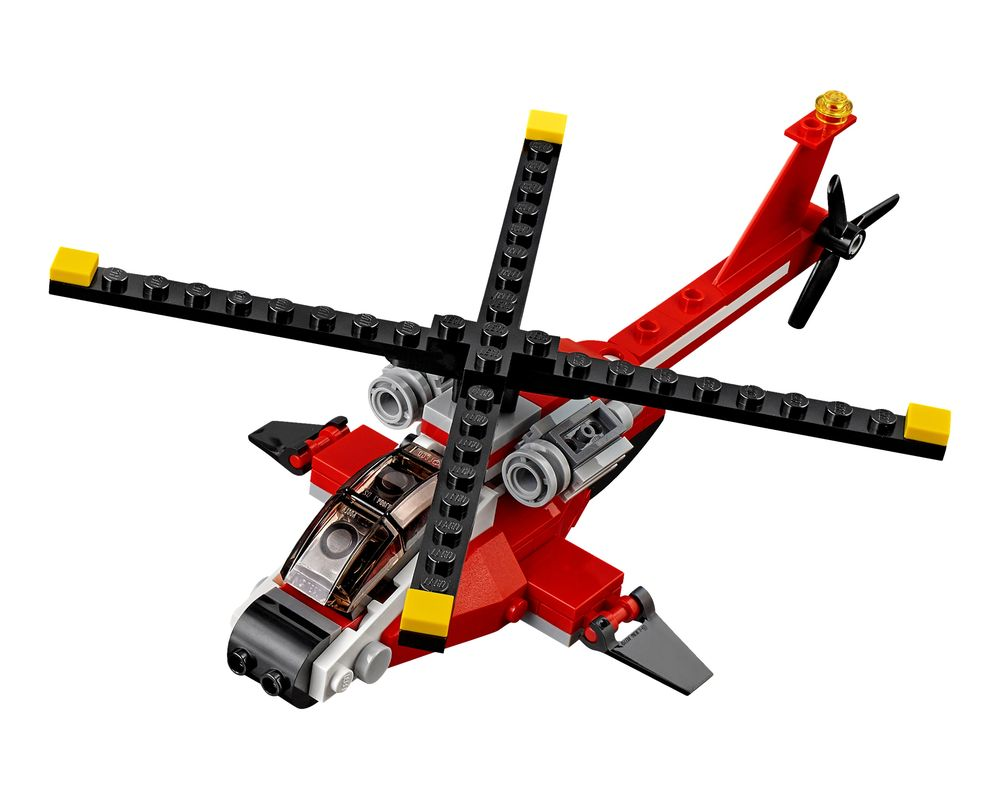 LEGO Set 31057-1 Air Blazer (LEGO - Model)