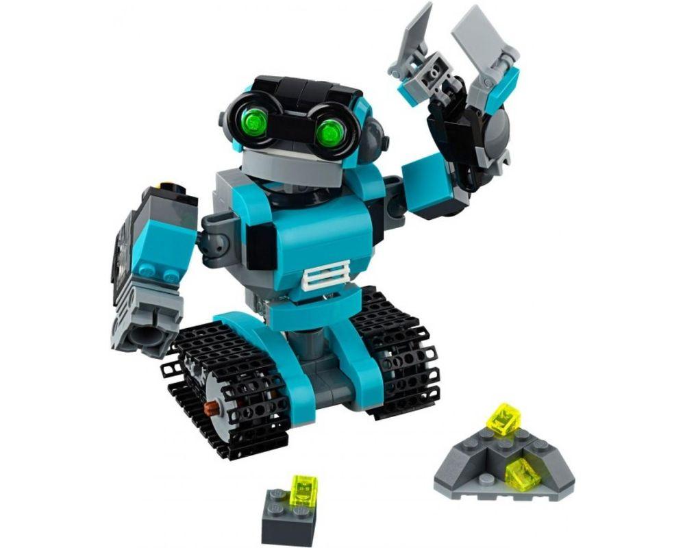 LEGO Set 31062-1 Robo Explorer (Model - A-Model)