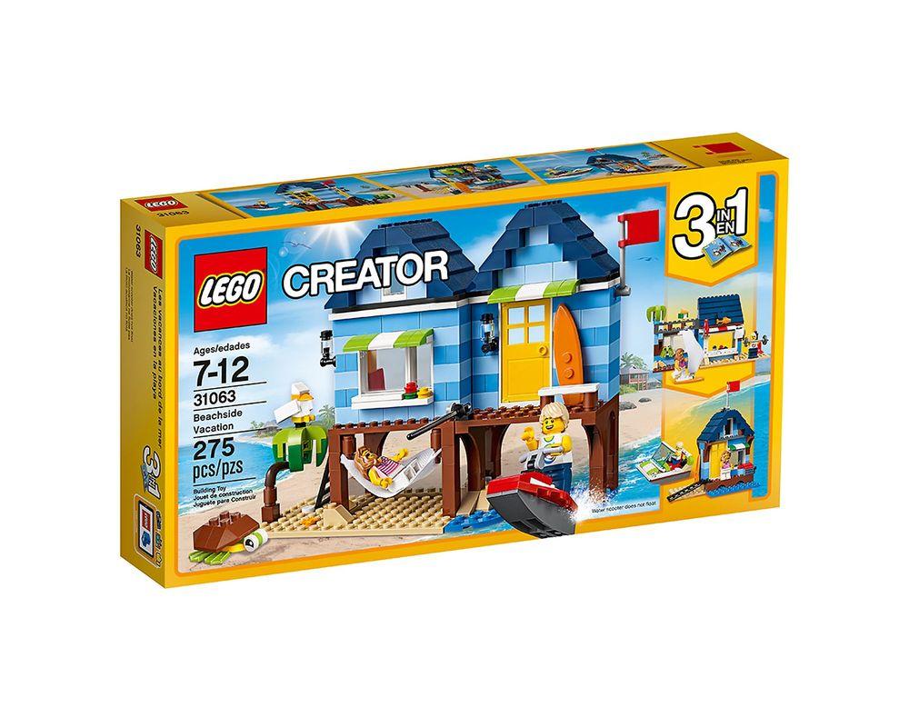 LEGO Set 31063-1 Beachside Vacation