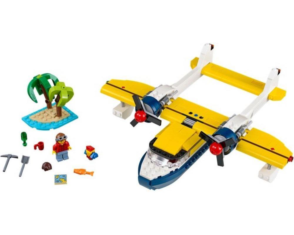 LEGO Set 31064-1 Island Adventures (LEGO - Model)