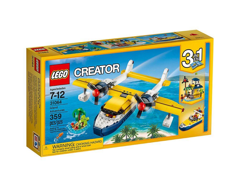 LEGO Set 31064-1 Island Adventures