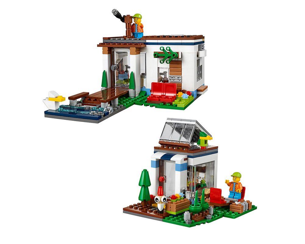LEGO Set 31068-1 Modular Modern Home