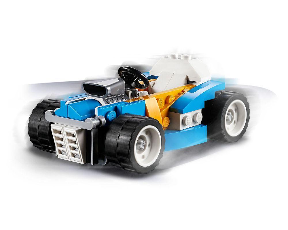 LEGO Set 31072-1 Extreme Engines