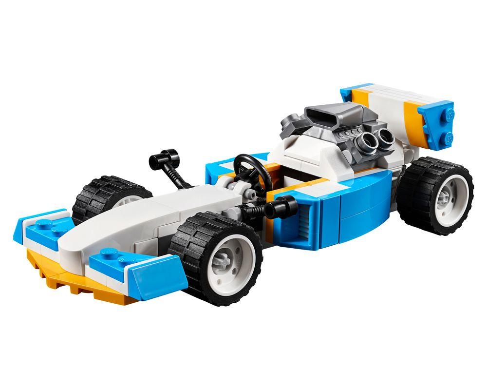 LEGO Set 31072-1 Extreme Engines (Model - A-Model)