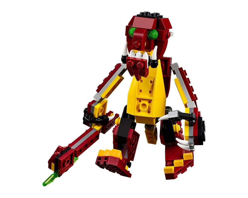 LEGO Set 31073-1 Mythical Creatures