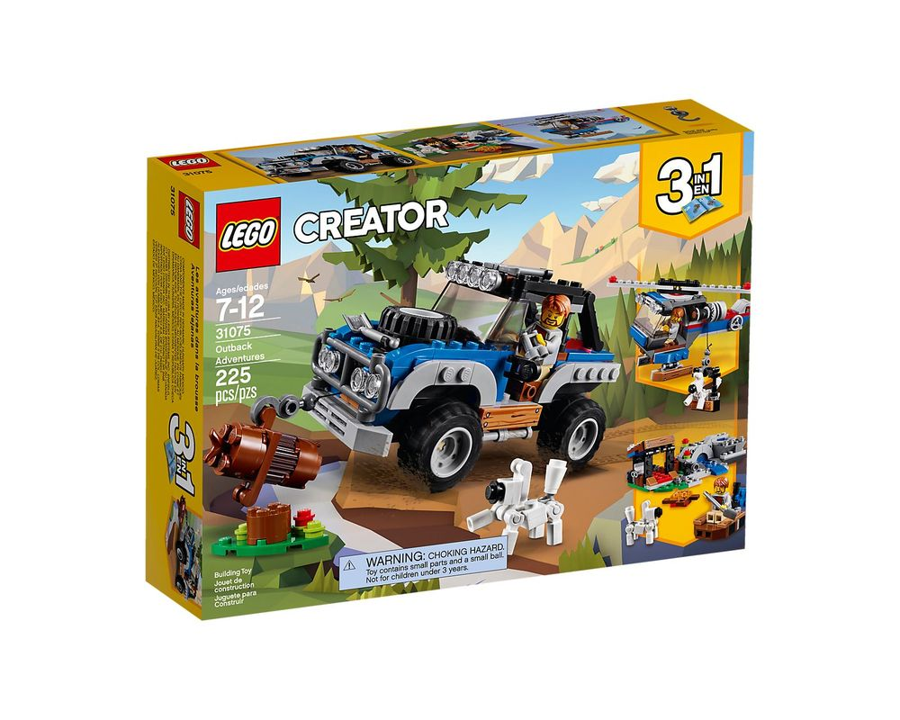 LEGO Set 31075-1 Outback Adventures