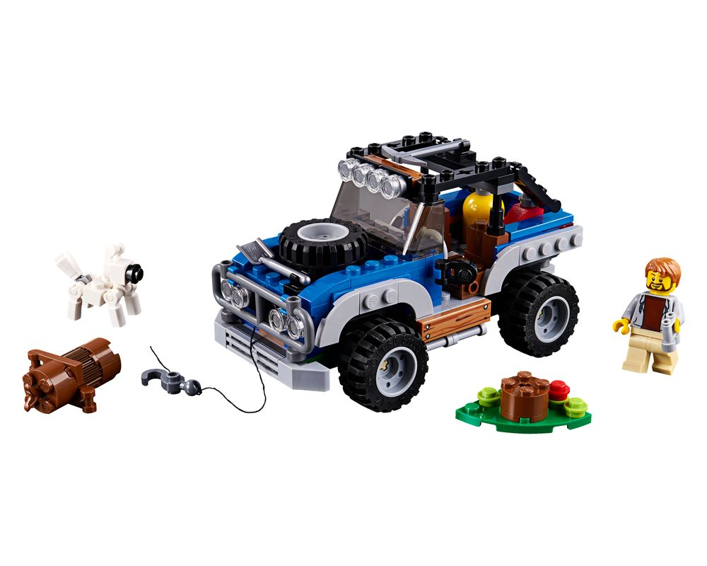LEGO Set 31075-1 Outback Adventures (LEGO - Model)
