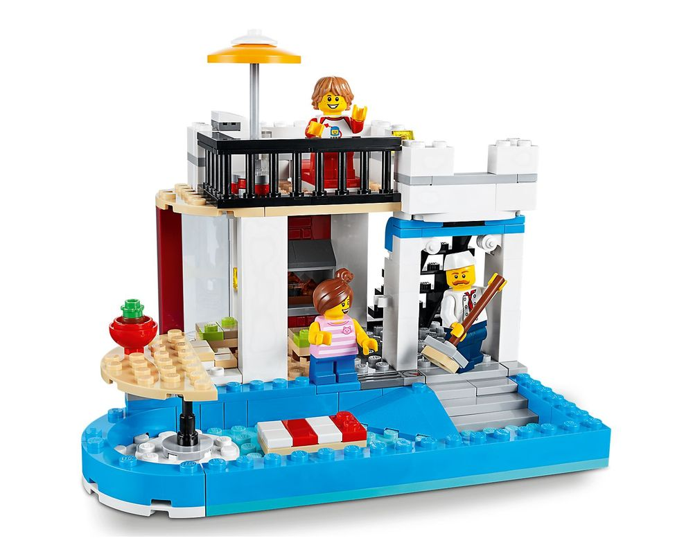 LEGO Set 31077-1 Modular Sweet Surprises