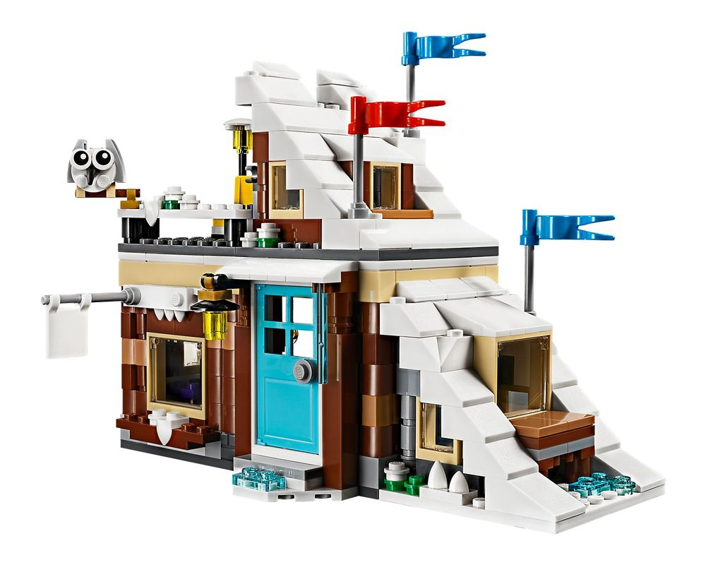 LEGO Set 31080-1 Modular Winter Vacation