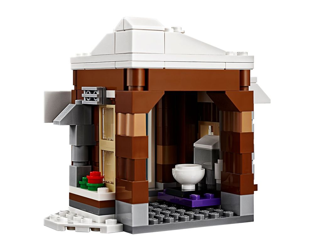 LEGO Set 31080-1 Modular Winter Vacation