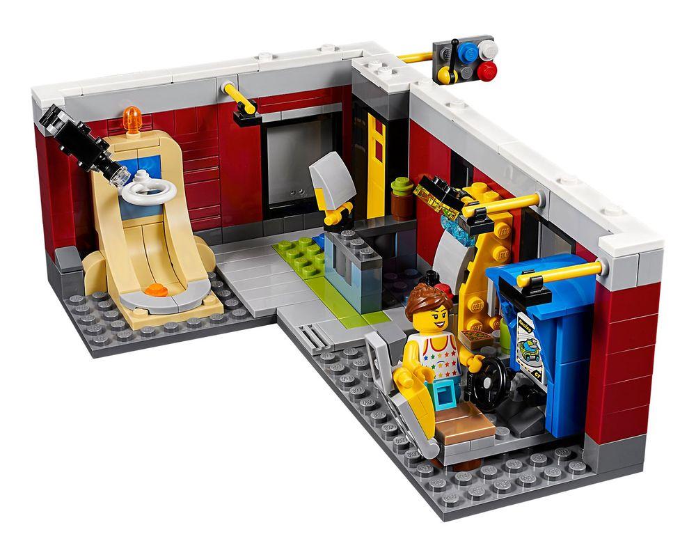 LEGO Set 31081-1 Modular Skate House