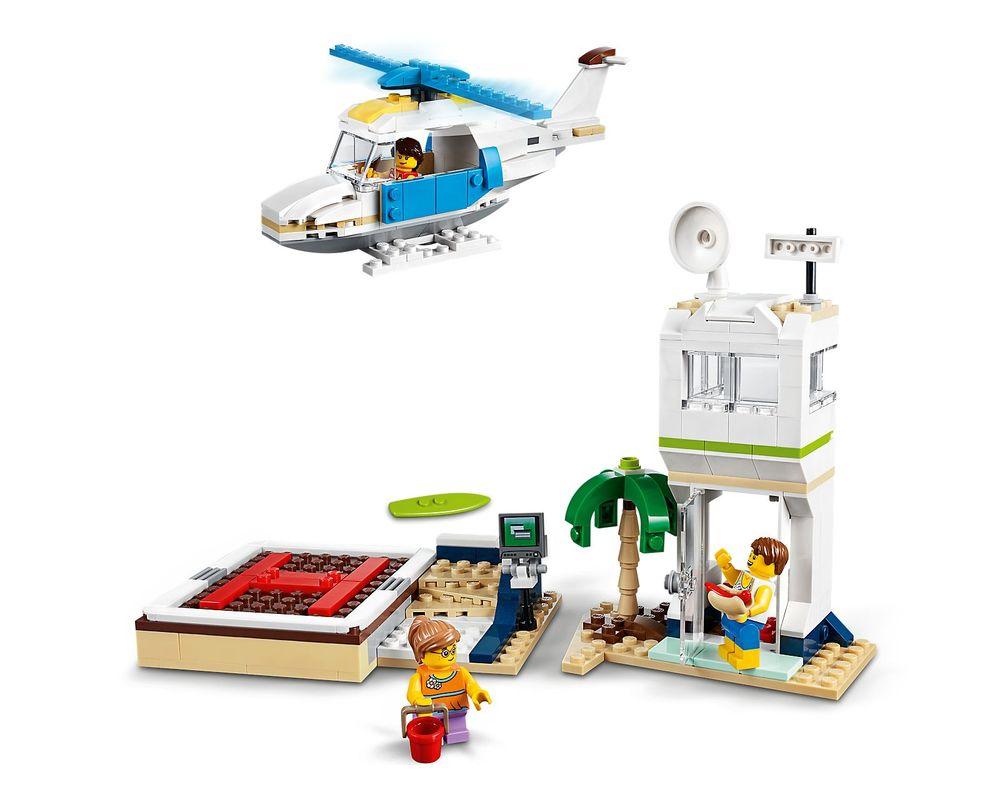 LEGO Set 31083-1 Cruising Adventures