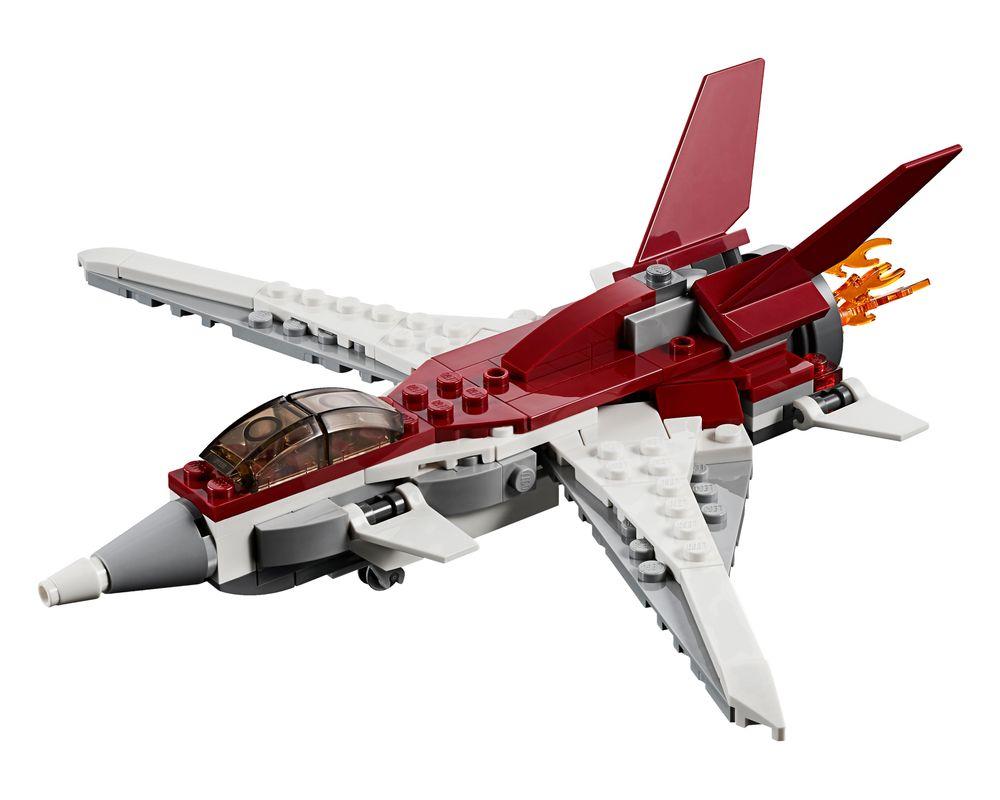 LEGO Set 31086-1 Futuristic Flyer (LEGO - Model)