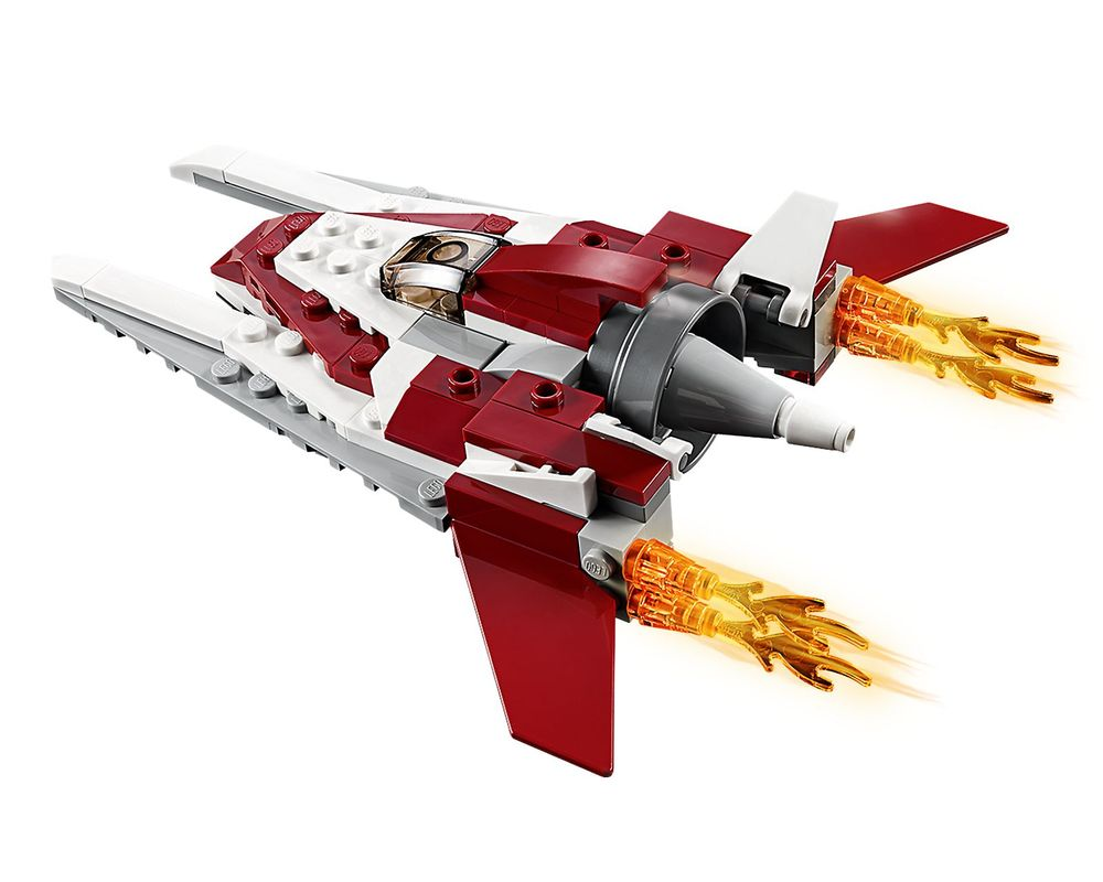 LEGO Set 31086-1 Futuristic Flyer