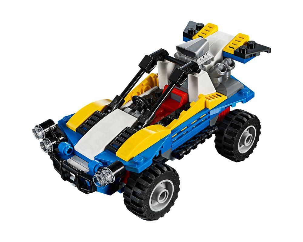 LEGO Set 31087-1 Dune Buggy (LEGO - Model)