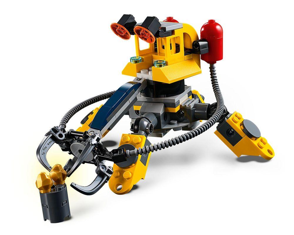 LEGO Set 31090-1 Underwater Robot