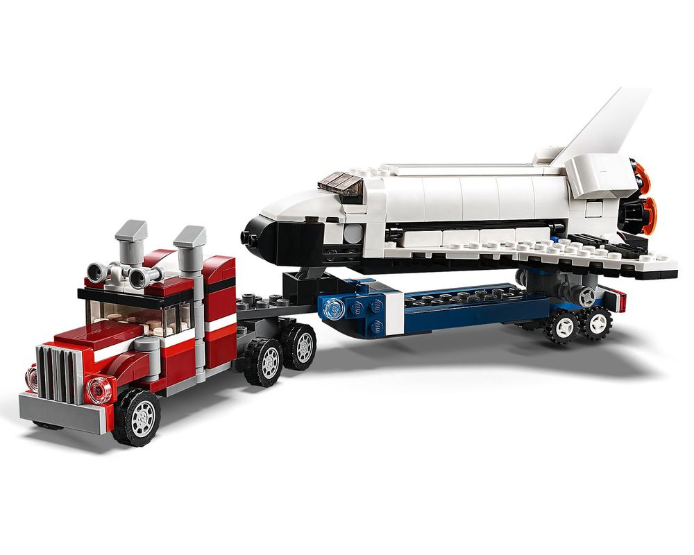 LEGO Set 31091-1 Shuttle Transporter