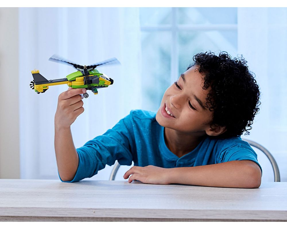 LEGO Set 31092-1 Helicopter Adventure