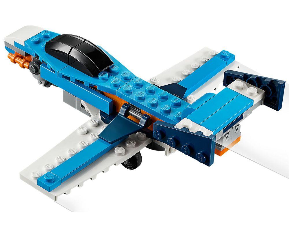 LEGO Set 31099-1 Propeller Plane