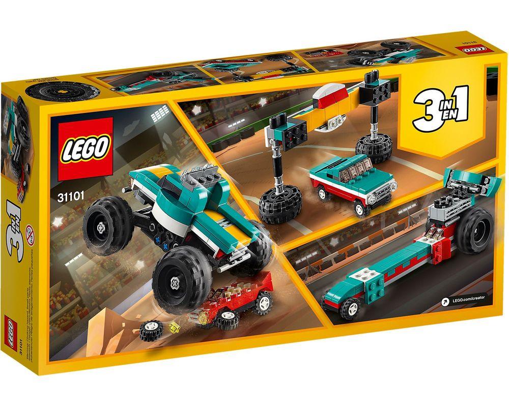 LEGO Set 31101-1 Monster Truck