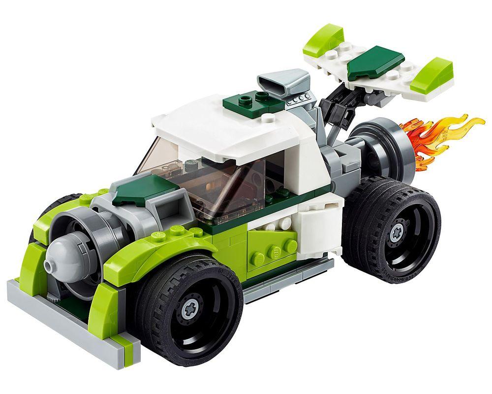 LEGO Set 31103-1 Rocket Truck (Model - A-Model)