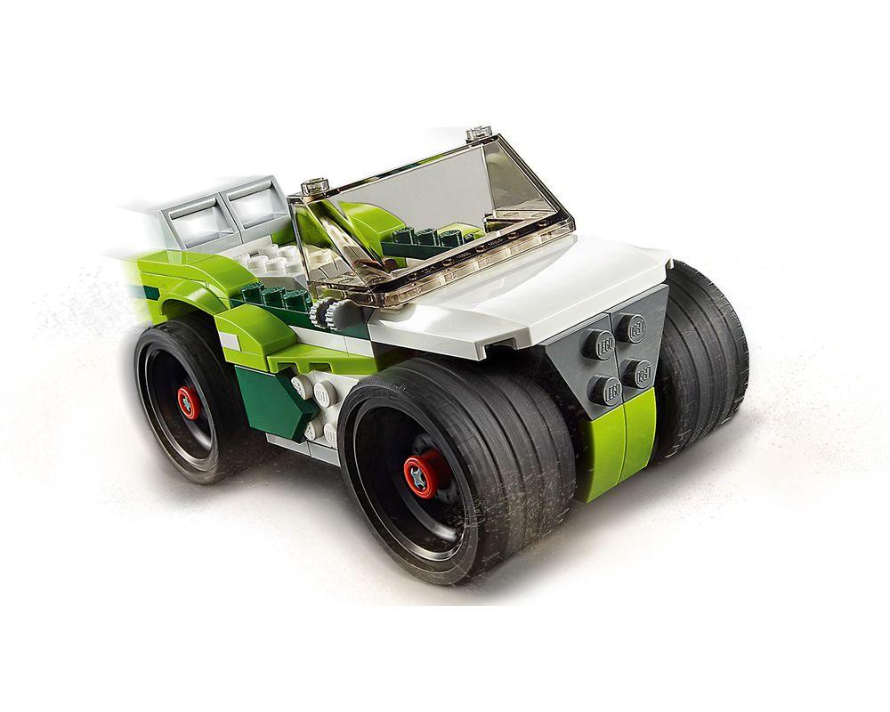 LEGO Set 31103-1 Rocket Truck