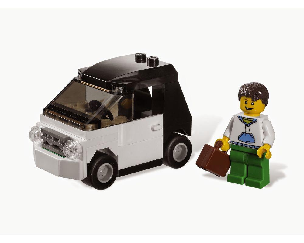 LEGO Set 3177-1 Small Car (LEGO - Model)