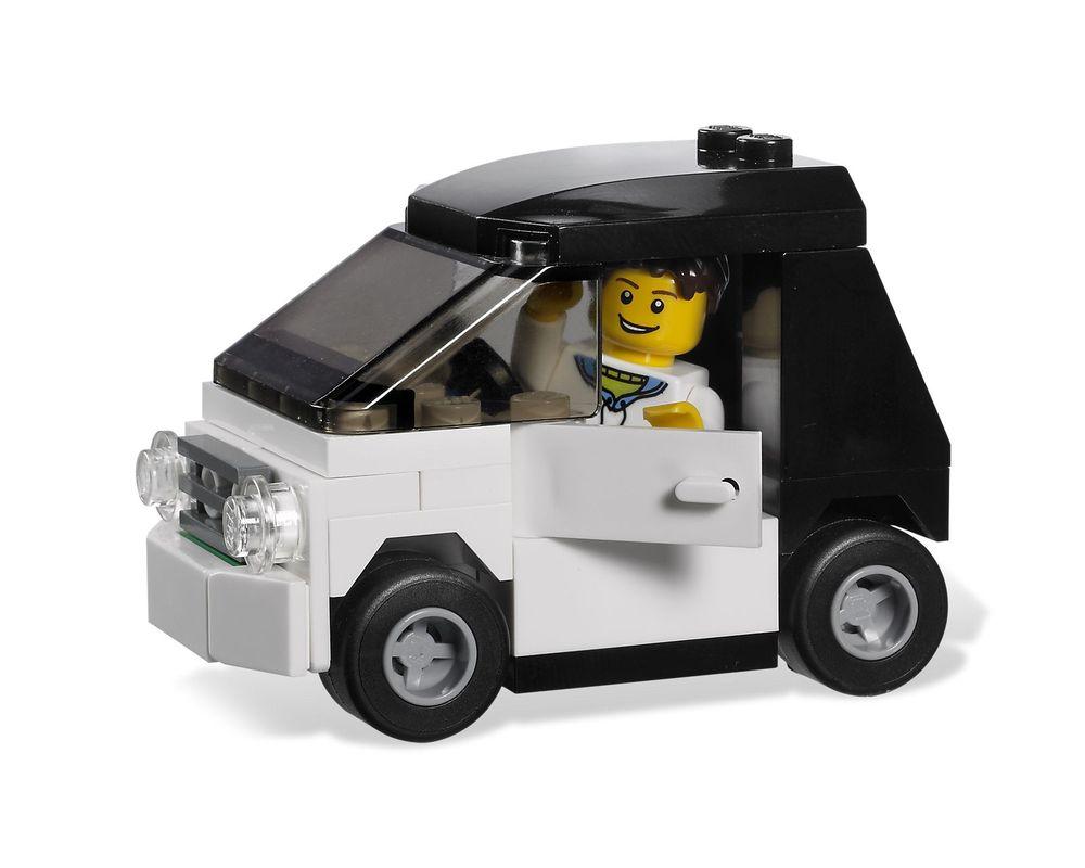 LEGO Set 3177-1 Small Car