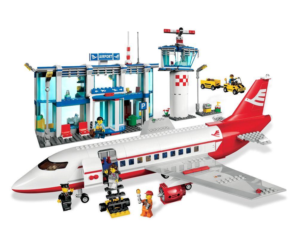 LEGO Set 3182-1 Airport (LEGO - Model)