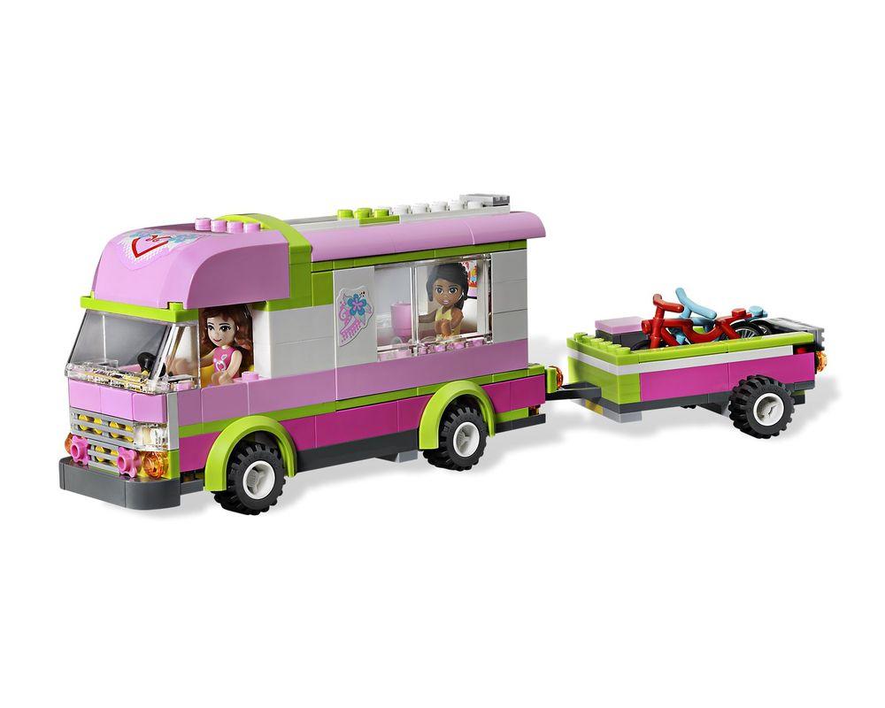 LEGO Set 3184-1 Adventure Camper
