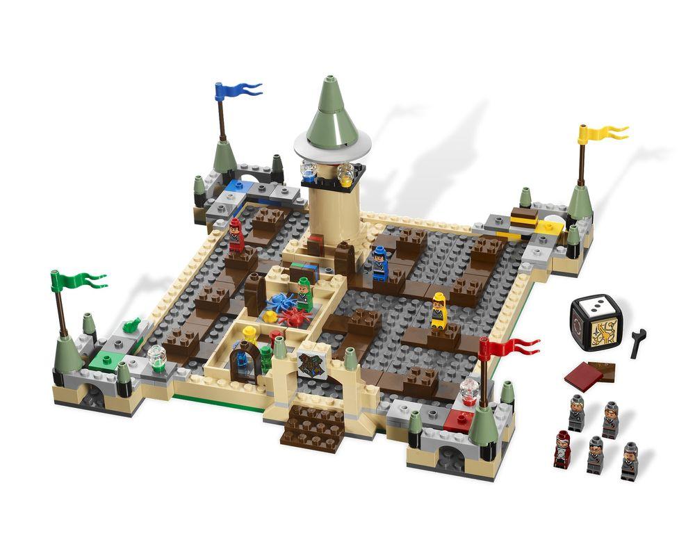 LEGO Set 3862-1 Hogwarts (LEGO - Model)