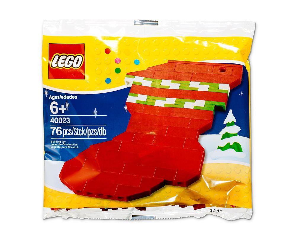 LEGO Set 40023-1 Holiday Stocking