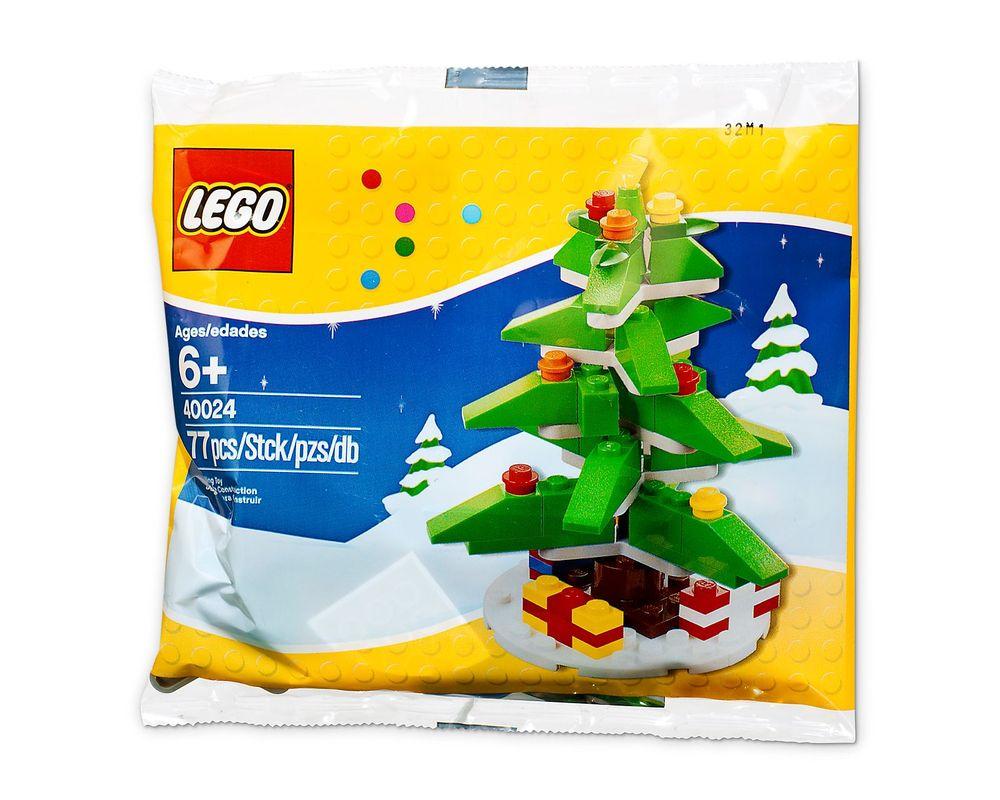 LEGO Set 40024-1 Christmas Tree