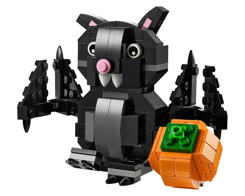 LEGO Set 40090-1 Halloween Bat (LEGO - Model)