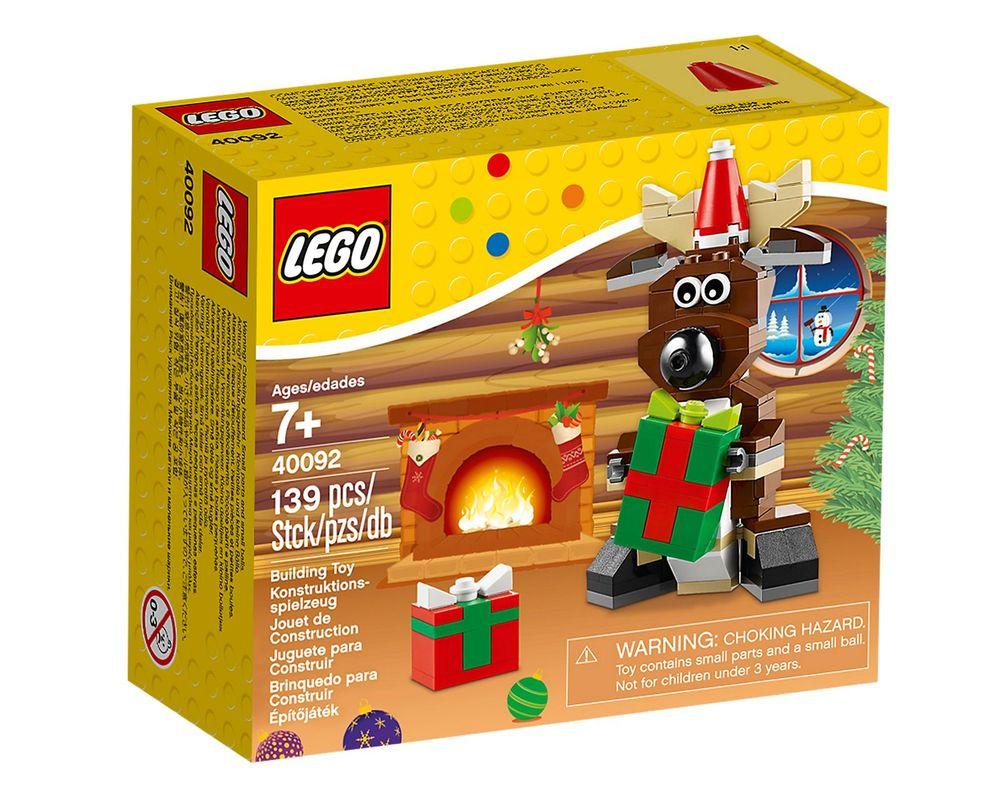 LEGO Set 40092-1 Reindeer