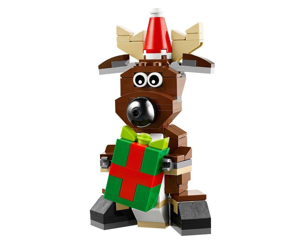 LEGO Set 40092-1 Reindeer (Model - A-Model)