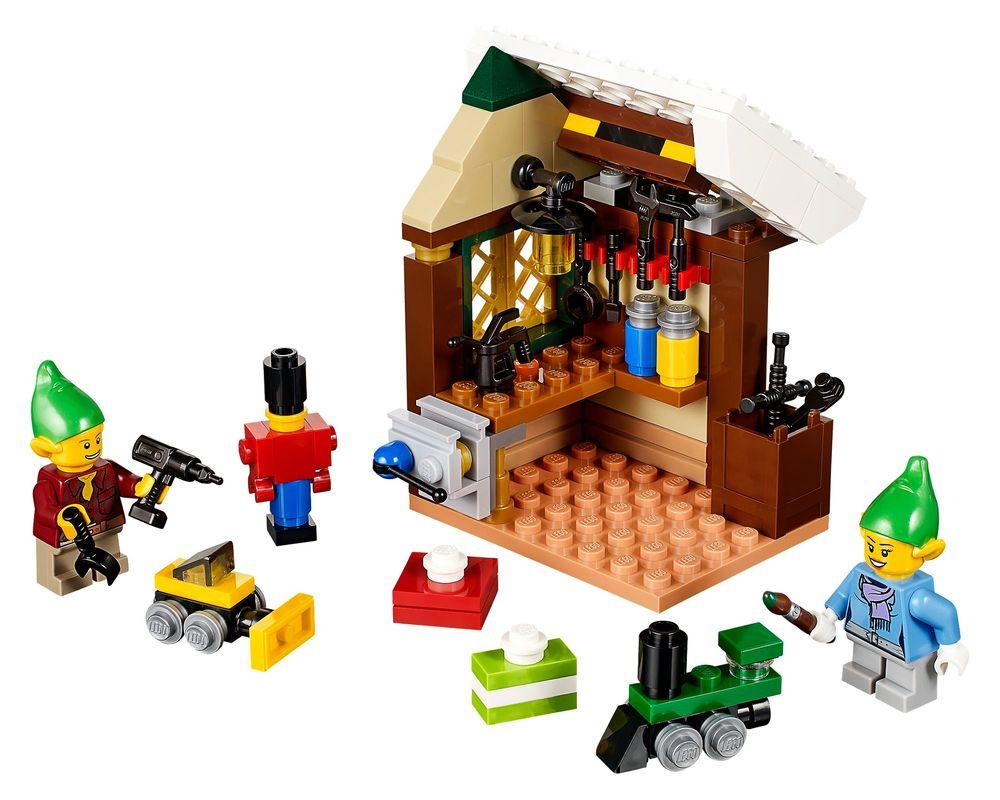 LEGO Set 40106-1 Toy Workshop (LEGO - Model)
