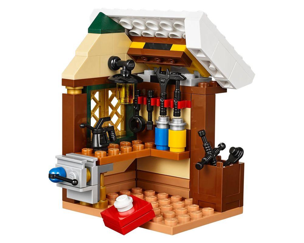 LEGO Set 40106-1 Toy Workshop