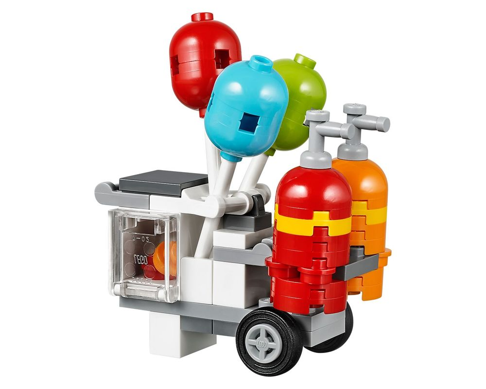 LEGO Set 40108-1 Balloon Cart