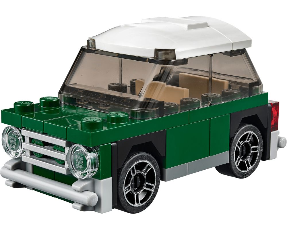 LEGO Set 40109-1 MINI Cooper Mini Model (LEGO - Model)