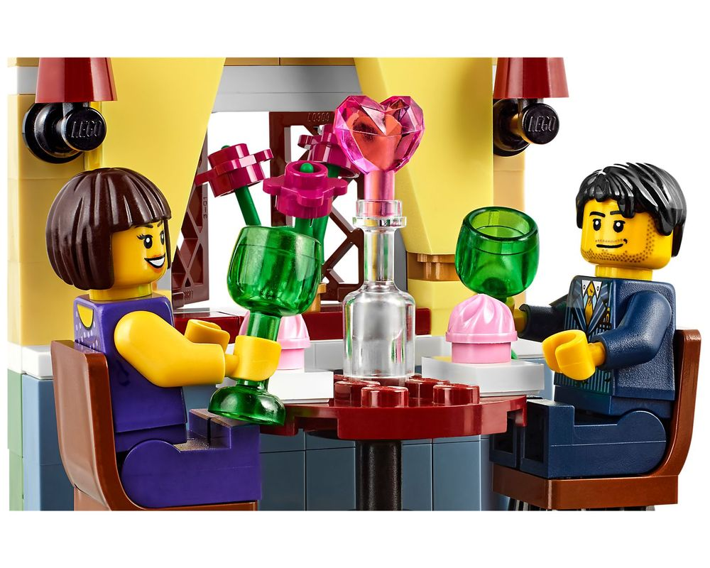 LEGO Set 40120-1 Valentine's Day Dinner