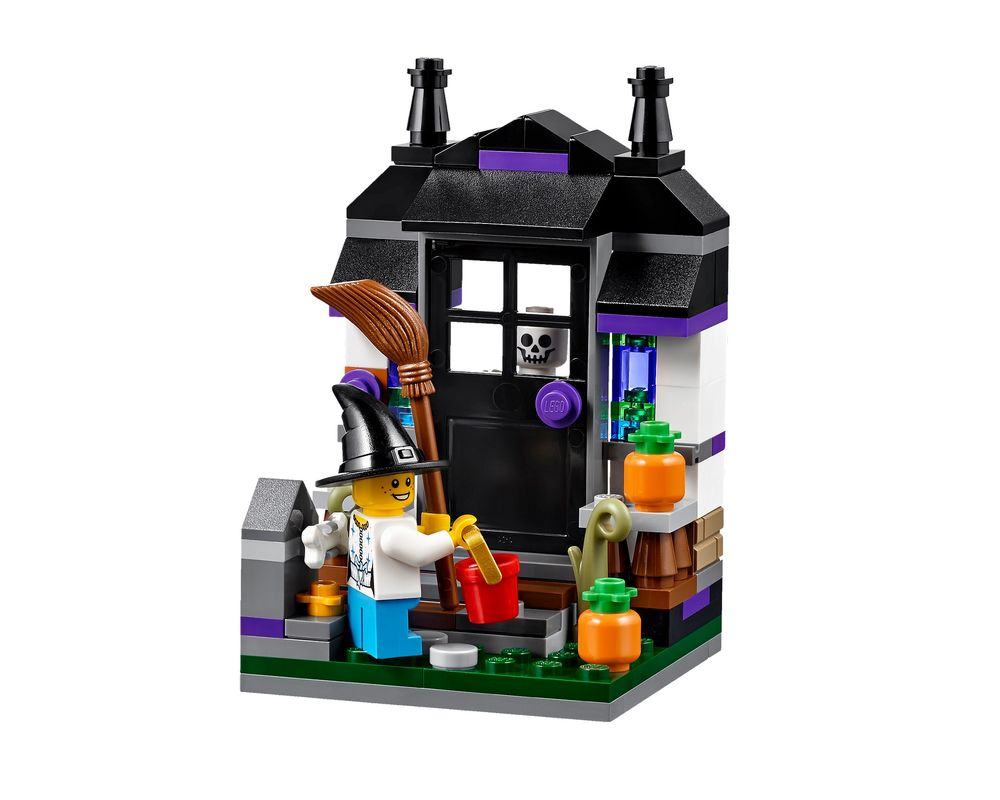 LEGO Set 40122-1 Trick or Treat (LEGO - Model)