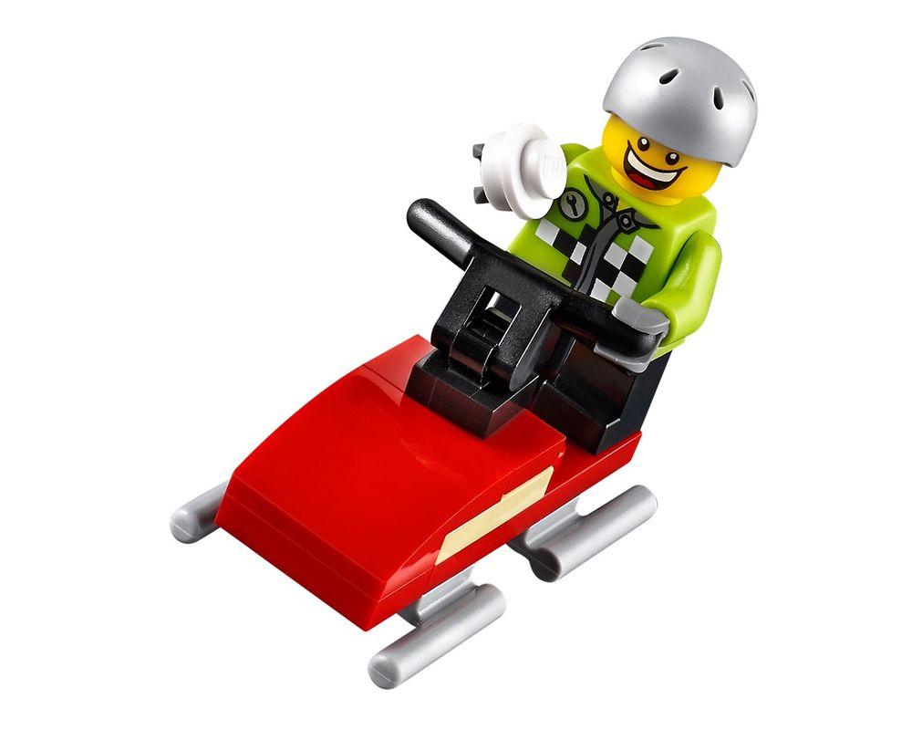 LEGO Set 40124-1 Winter Fun