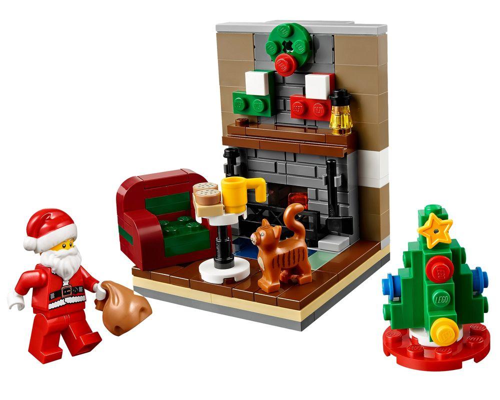 LEGO Set 40125-1 Santa's Visit (Model - A-Model)