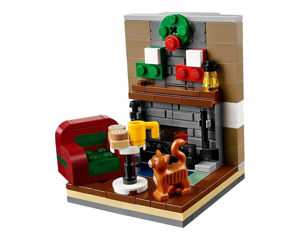 LEGO Set 40125-1 Santa's Visit