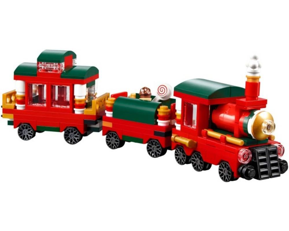 LEGO Set 40138-1 Christmas Train (LEGO - Model)