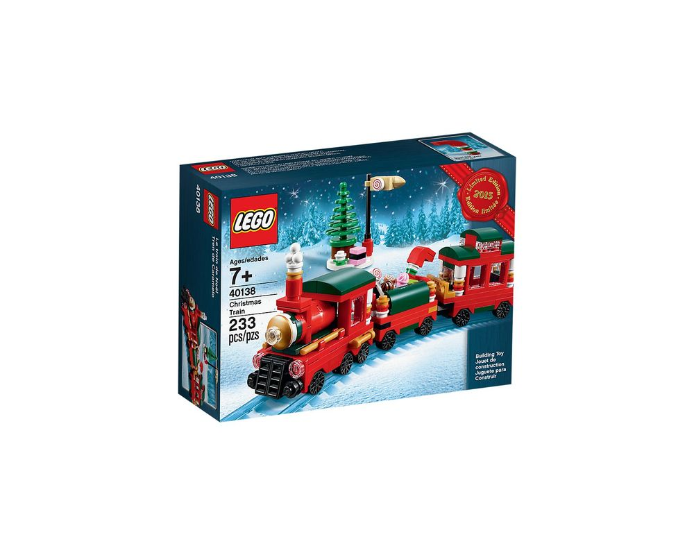 LEGO Set 40138-1 Christmas Train